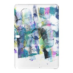 Background Color Circle Pattern Samsung Galaxy Tab Pro 12.2 Hardshell Case