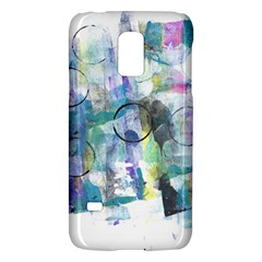 Background Color Circle Pattern Galaxy S5 Mini