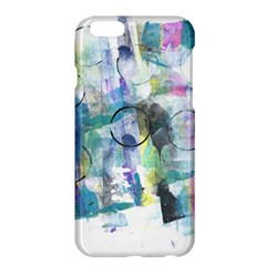 Background Color Circle Pattern Apple iPhone 6 Plus/6S Plus Hardshell Case