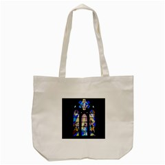 Art Church Window Tote Bag (cream)