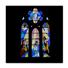 Art Church Window Face Towel