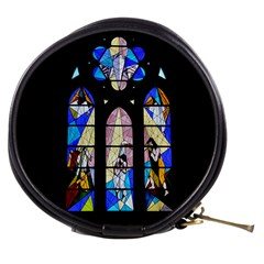 Art Church Window Mini Makeup Bags