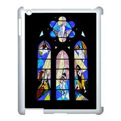 Art Church Window Apple iPad 3/4 Case (White)