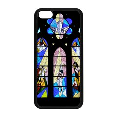 Art Church Window Apple iPhone 5C Seamless Case (Black)