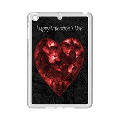 Dark Elegant Valentine Day Poster iPad Mini 2 Enamel Coated Cases