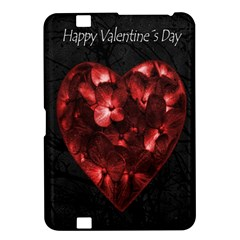 Dark Elegant Valentine Day Poster Kindle Fire HD 8.9