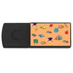 School Rocks! USB Flash Drive Rectangular (1 GB)