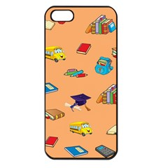 School Rocks! Apple iPhone 5 Seamless Case (Black)