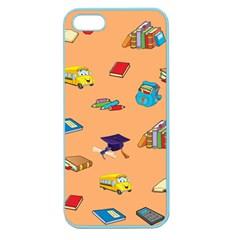 School Rocks! Apple Seamless iPhone 5 Case (Color)