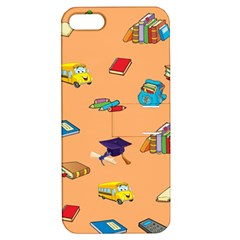 School Rocks! Apple iPhone 5 Hardshell Case with Stand