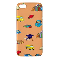 School Rocks! Apple iPhone 5 Premium Hardshell Case