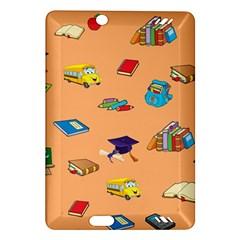School Rocks! Amazon Kindle Fire HD (2013) Hardshell Case