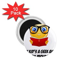 Geek Kid 1.75  Magnets (10 pack)