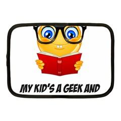 Geek Kid Netbook Case (Medium)