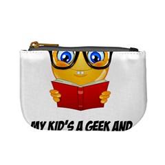 Geek Kid Mini Coin Purses