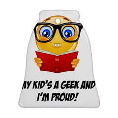 Geek Kid Bell Ornament (Two Sides)