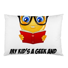 Geek Kid Pillow Case (Two Sides)