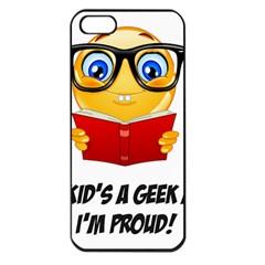 Geek Kid Apple Iphone 5 Seamless Case (black)