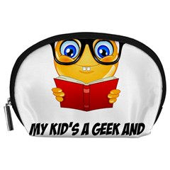 Geek Kid Accessory Pouches (Large)