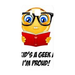 Geek Kid Samsung Galaxy Alpha Hardshell Back Case