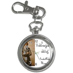 A Child is Miseducated... Key Chain Watches