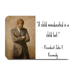 A Child is Miseducated... Plate Mats