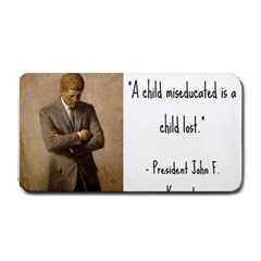 A Child is Miseducated... Medium Bar Mats