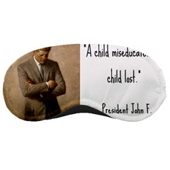 A Child is Miseducated... Sleeping Masks