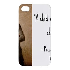 A Child is Miseducated... Apple iPhone 4/4S Hardshell Case