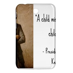 A Child is Miseducated... Samsung Galaxy Tab 3 (7 ) P3200 Hardshell Case
