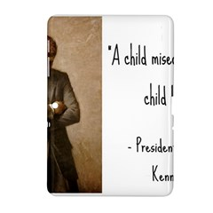 A Child is Miseducated... Samsung Galaxy Tab 2 (10.1 ) P5100 Hardshell Case
