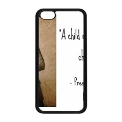 A Child is Miseducated... Apple iPhone 5C Seamless Case (Black)