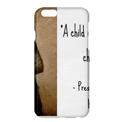 A Child is Miseducated... Apple iPhone 6 Plus/6S Plus Hardshell Case