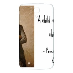 A Child is Miseducated... Samsung Galaxy Mega I9200 Hardshell Back Case