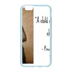 A Child is Miseducated... Apple Seamless iPhone 6/6S Case (Color)
