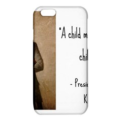 A Child is Miseducated... iPhone 6/6S TPU Case