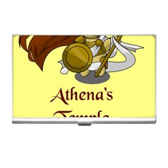 Athena s Temple Business Card Holders