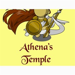 Athena s Temple Canvas 18  x 24