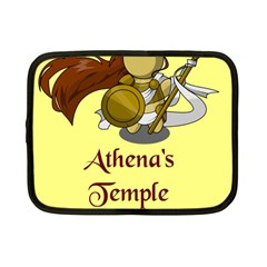 Athena s Temple Netbook Case (Small)