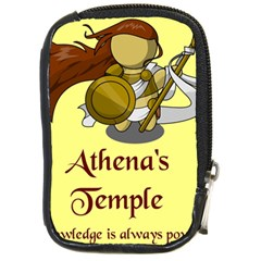 Athena s Temple Compact Camera Cases