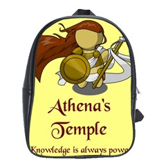 Athena s Temple School Bags(Large)