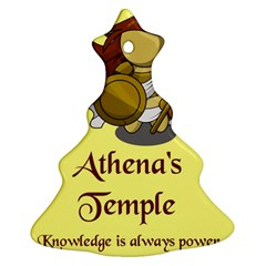 Athena s Temple Ornament (Christmas Tree)