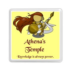 Athena s Temple Memory Card Reader (Square)