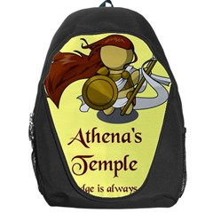 Athena s Temple Backpack Bag