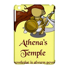 Athena s Temple Apple iPad Mini Hardshell Case (Compatible with Smart Cover)