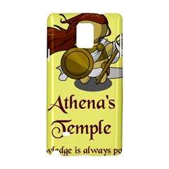 Athena s Temple Samsung Galaxy Note 4 Hardshell Case