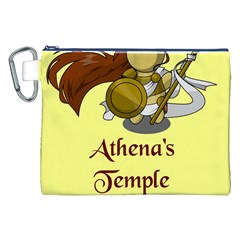 Athena s Temple Canvas Cosmetic Bag (XXL)