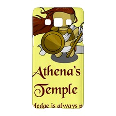 Athena s Temple Samsung Galaxy A5 Hardshell Case