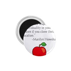 Fruit of Education 1.75  Magnets