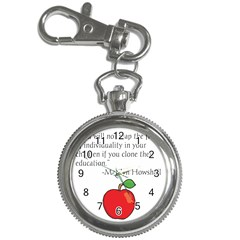 Fruit of Education Key Chain Watches